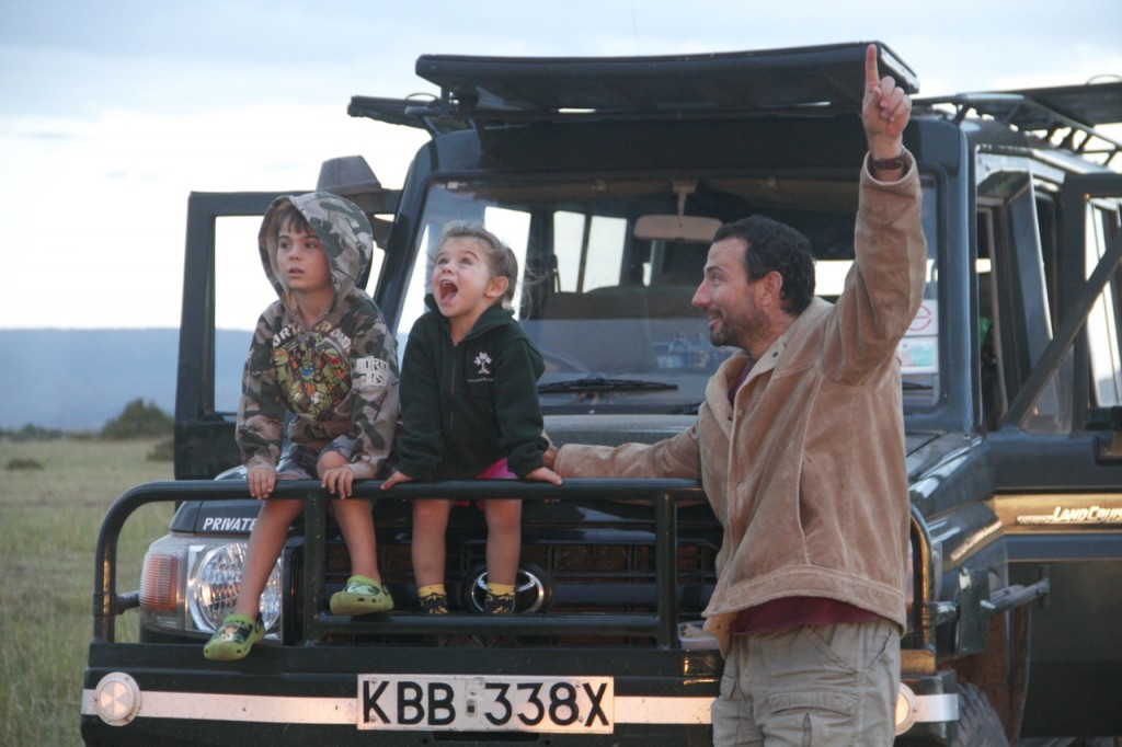Lots of fun on safari in the Mara - where Howard and Steph first met 14 years ago!