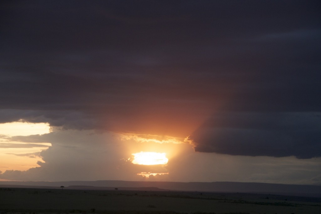 Another incredible Mara sunset.