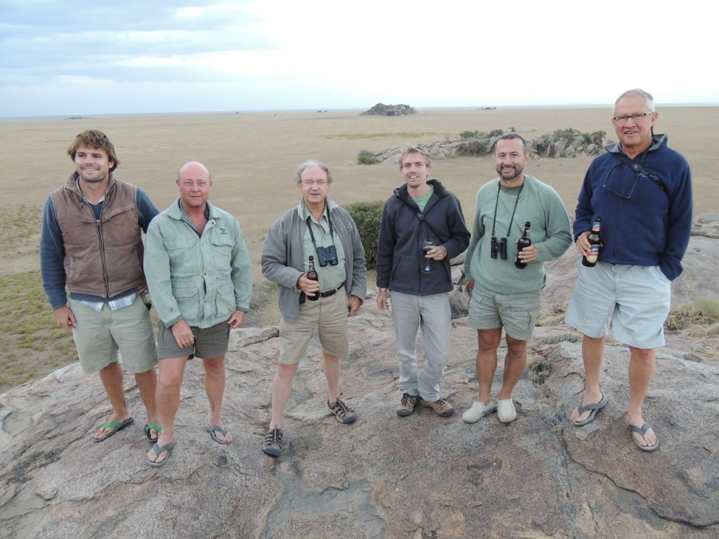 Partner guides of The Original Ker & Downey Safaris.